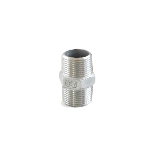 Aluminium Forged Nipple Fittings
