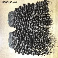 9A Indian Curly Human Hair