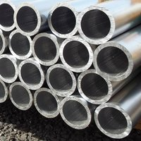 6082 Aluminium Pipes