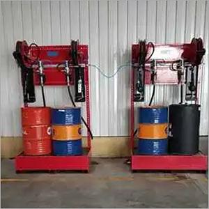 Oil & Grease Dispensing Machine