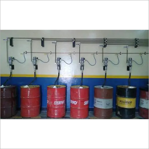 Grease Dispensing System