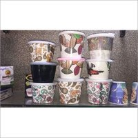 Melamine Printed Coffee Mug