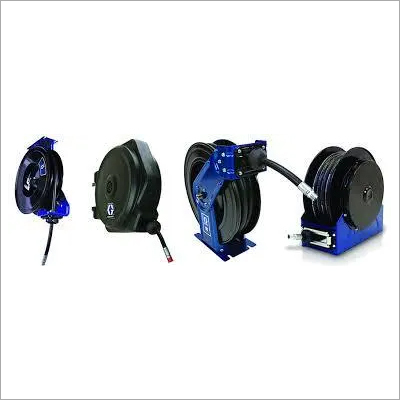 Hose Reels for Oil , Grease , Fuel , Water