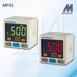Pneumatic Pressure Switch Model: MP42