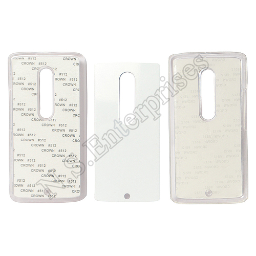 2D MOTO X STYLE Mobile Cover