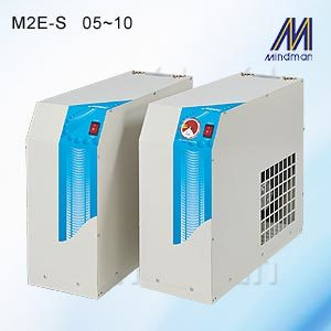 Compressed Air Dryer M2E-S 05~10 Model: M2E series