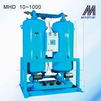 Heatless Desiccant Compressed Air Dryer