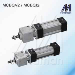 Rod Locking Cylinders Model: MCBQV