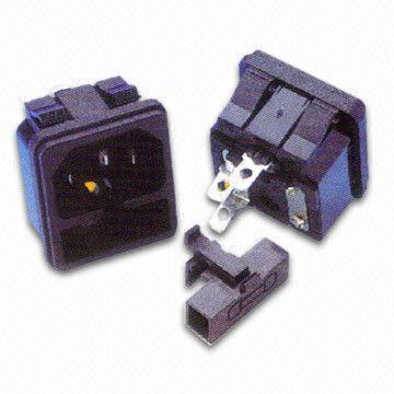 2.5A250V AC Power Socket