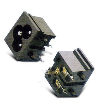 UL Approval AC Power Socket