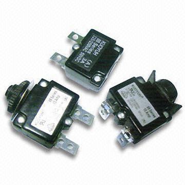 3 to 25A Electronic Circuit Breaker