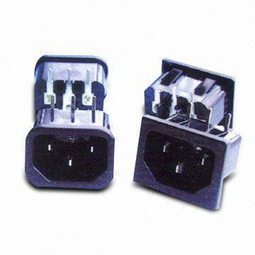 10, 15A, 250V AC Power Socket