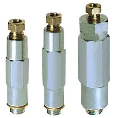 Injectors and Metering Cartridges - Oil & Grease