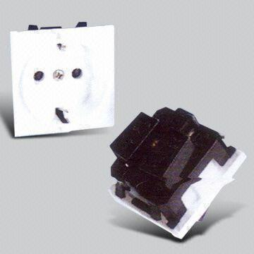 16A250V AC Power Socket