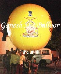 Government Sky Balloon