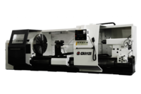 ck61125 horizontal heavy duty cnc lathe machine made in china