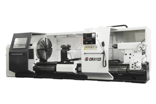 Horizontal heavy duty cnc lathe machine made in china