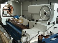 Horizontal heavy duty cnc lathe machine for sale