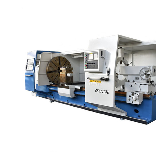 Horizontal heavy duty cnc lathe machine made in china price