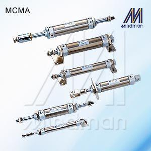 Miniature Cylinders Model: MCMA