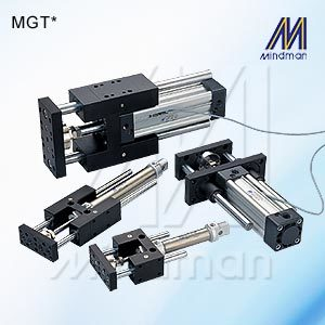 Twin-guide Cylinder  Model: MGT