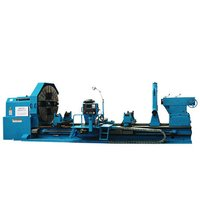 High Strength CNC Heavy Horizontal Lathe Machine