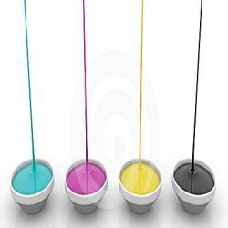 Raw Material Printing Ink