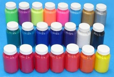Raw Material for Screen Printing Ink
