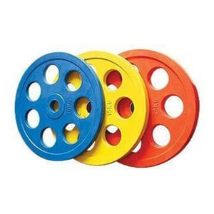 7 Hole Gym Weight Plates
