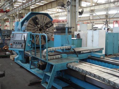 China horizontal heavy duty cnc lathe machine