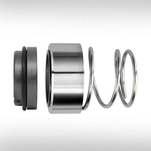 Conical Spring Rotating