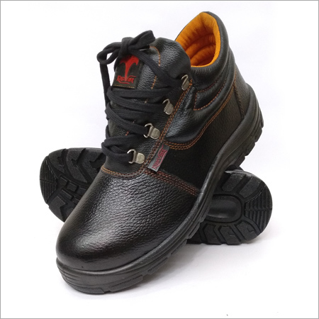 Mens Safety Leather Shoes