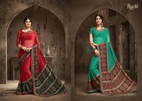 Latest Model Sarees