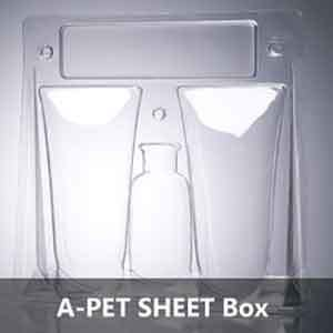 A Pet Sheet Box