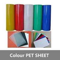 Colour PET SHEET