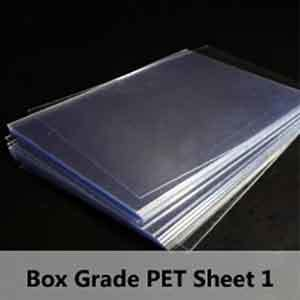 Box Grade PET Sheet 1