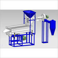 Flour Mill Small Grader Machine