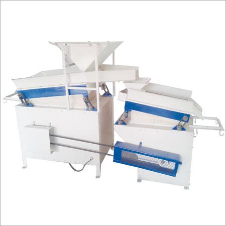 Flour Mill Double Destoner Machine