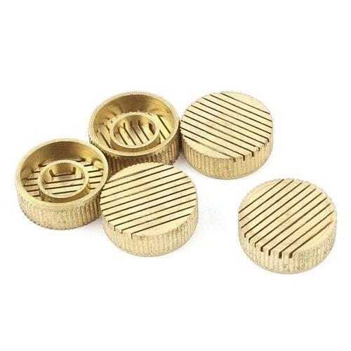 Brass Mesh Core Box Air Vents