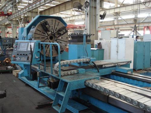 Heavy duty precision cnc lathe machine & heavy duty turning lathe