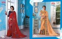 Modern Print Sarees