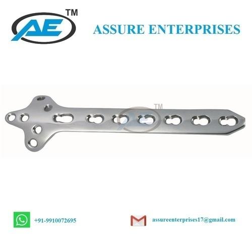 Assure Enterprise Cloverleaf Plates