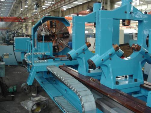 CNC heavy duty lathe made in china
