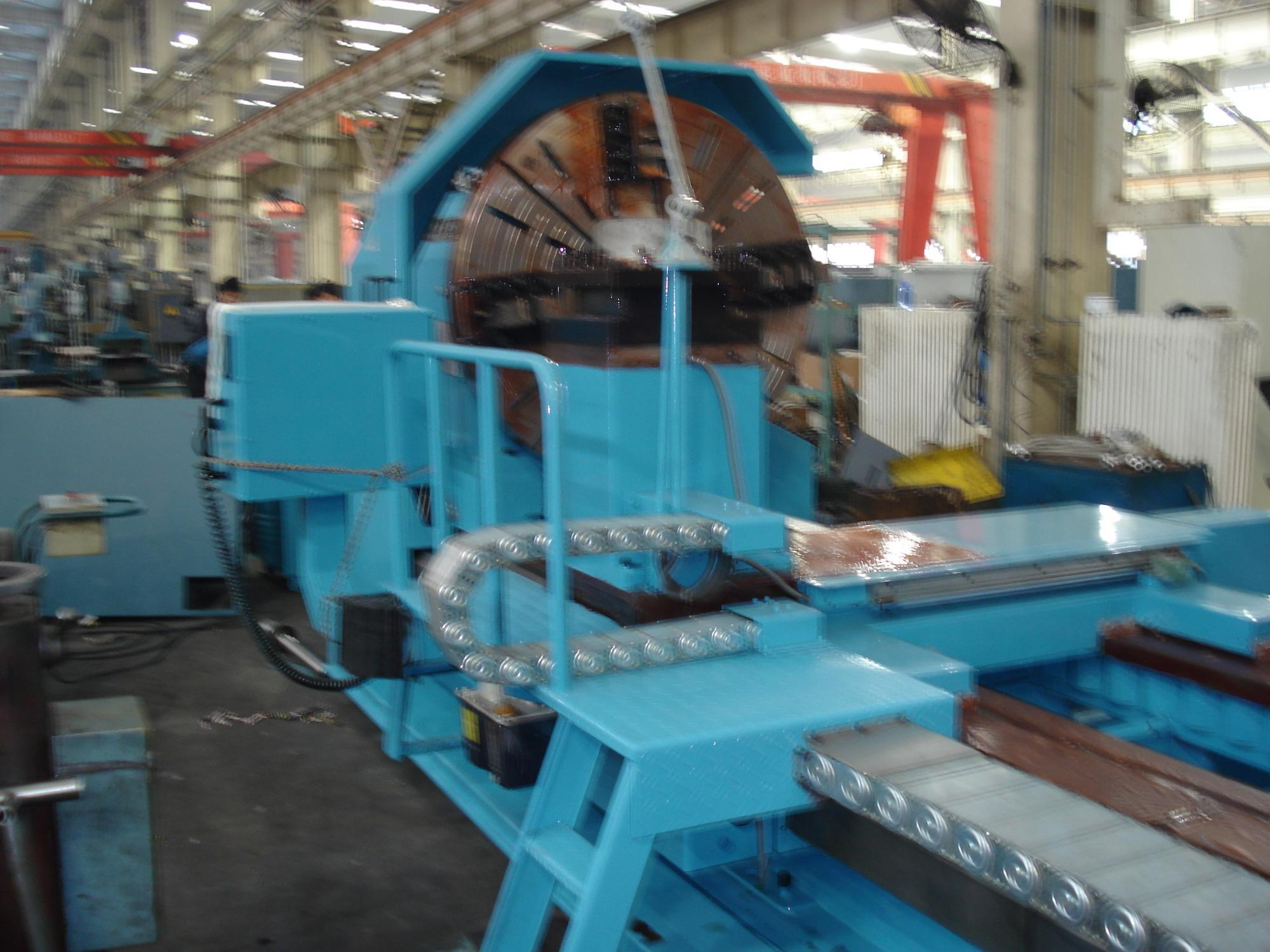 Heavy duty cnc lathe machine for metal cutting