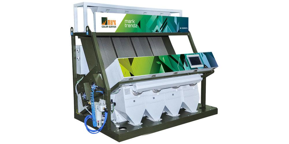 Chilli Color Sorting machine