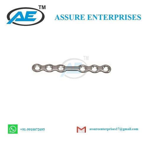 Assure Enterprise Straight Plate With Bridge