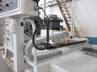 Fanuc control cnc pipe threading lathe