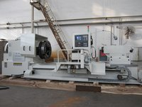 Horizontal oil country lathe
