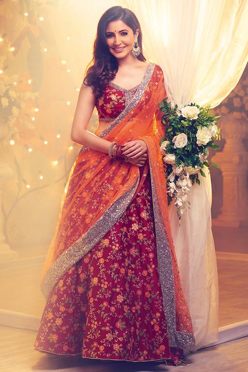 wedding lehenga choli for bride