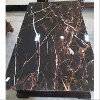Glass Marble Stone Table Top